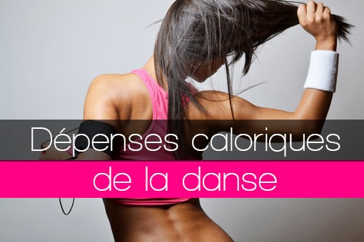 Dépenses en calories de la danse