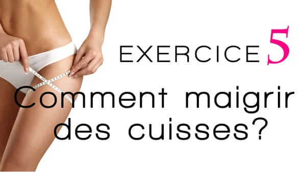 Exercice 7 : exercice cardio pour muscler les cuisses