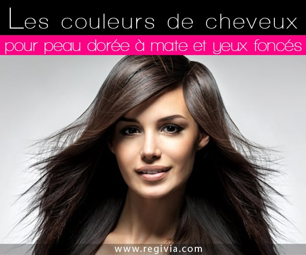 quelle couleur de cheveux choisir quand on a la peau dor e. Black Bedroom Furniture Sets. Home Design Ideas
