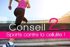 Quels sports pour perdre la cellulite ?