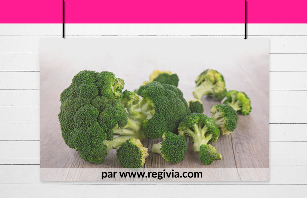 Calories et composition du Brocoli cuit
