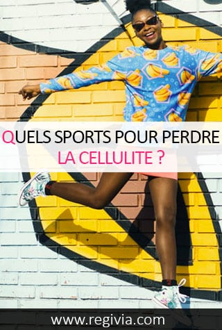 Quels sports pour gommer et perdre la cellulite